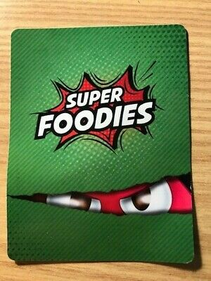 SUPER FOODIES Esselunga - CARD