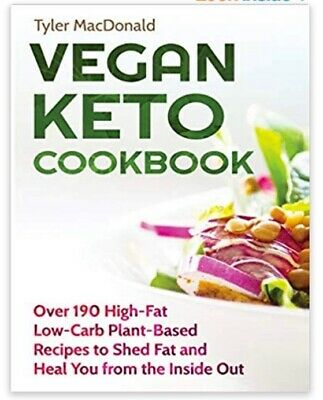 Vegan Keto Cookbook *PDF * Low Carb Recipes healthy living epub Diet Weight Loss