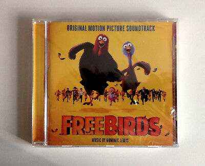 FREE BIRDS  Original Motion Picture Soundtrack CD Sony  88843024952  New& Sealed