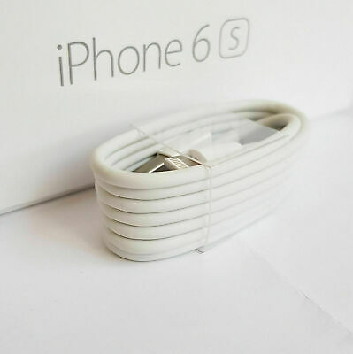 For iPhone 6 7 8 Speedy Data Cable Apple iPad USB Charger Lighting Sync Charging