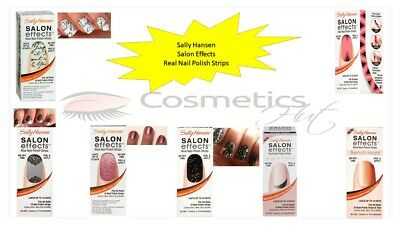 Sally Hansen Salon Effects Real Nail Stickers Polish Strips