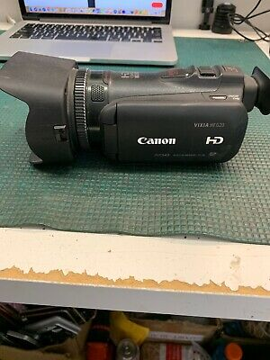 Cannon Vixia HF G20 Used Great condition