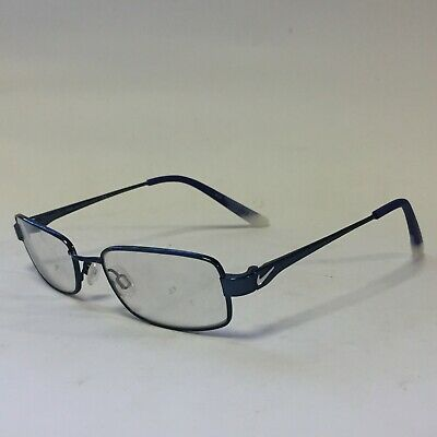 dcbf59ff9883 Nike with Flexon 4637 427 Eyeglasses Frames Blue Full Rim 48-17-130