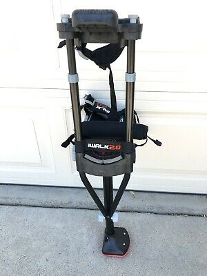 iwalk 2.0 hands free crutch, lightly used, Excellent Condition.