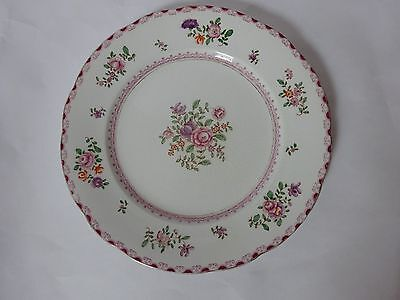 Antique Booths Silicon China Maple & Co Ltd London & Paris Dinner Plate