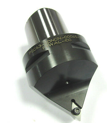 Capto C6 Clamp Holder Rotary PSC63 Sdncn 11 Wodex New for Wsp DCMT11T3 L1278