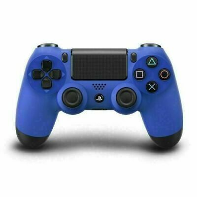 PS4 Wireless Bluetooth Gamepad Controller for Dualshock4 Sony PlayStation 4 Blue