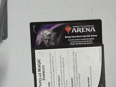 MTG Arena Core Set 2020 Sorin Planeswalker Deck EMAIL CODE ONLY In-hand