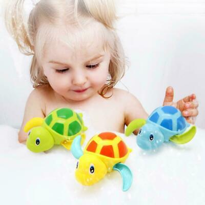 Children's Electric Induction Water Spray Toy Small Shaped Turtle Toy Bath D5R6