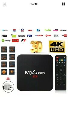 12 months IPTV and android box just plug and play