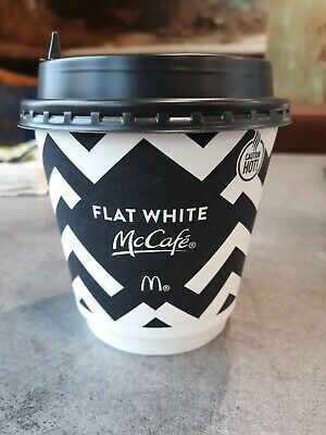Mcdonald's Coffee Stickers New Dated Until 31/12 /2020 Over A Year To Use☆☆