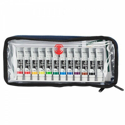 Turner Acryl Gouache Matte Acrylics Set of 12 Pouch Set 11 ml Tubes