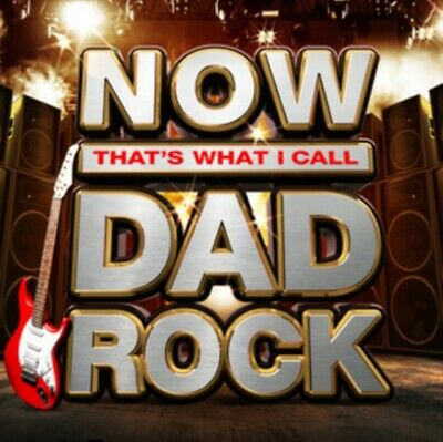 Now That's What I Call Dad Rock CD *NEW & SEALED*