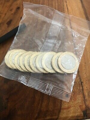 2015 Royal Navy HMS Belfast £2 Coins Sealed Bag