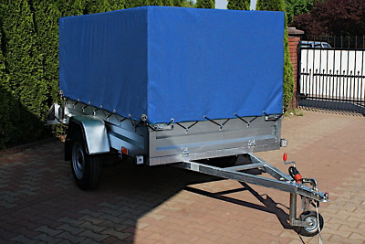 CAR CAMPING TRAILER COVER 215x120x100cm CUSTOM MADE TO MEASURE,VARIOUS COLOURS