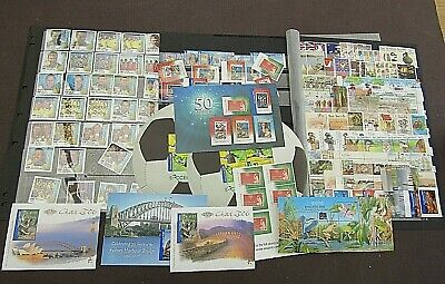 Australia - Fine Collection Of Modern Mnh Sets And Mini Sheets - Face Value $150
