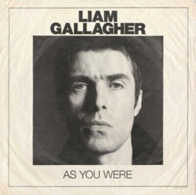 LIAM GALLAGHER - As You Were CD *NEW & SEALED*