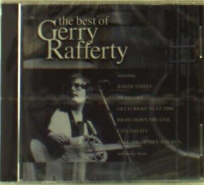 GERRY RAFFERTY - The Best Of CD *NEW & SEALED*