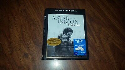A Star is Born Special Encore Edtion Bluray Slipcover Only slipcase
