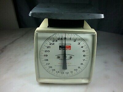 Vintage Hanson 25 Lb Utility Scale USA Tested And Works