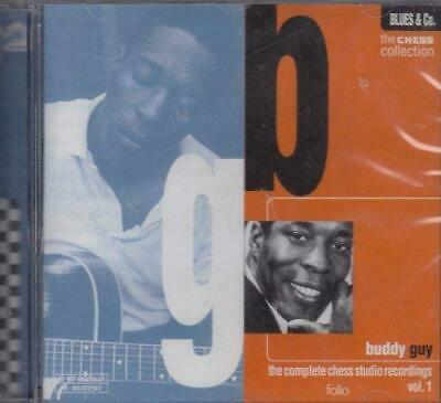 (Blues Cd) Buddy Guy - The Complete Chess Studio Recordings Vol.1  (Sealed)
