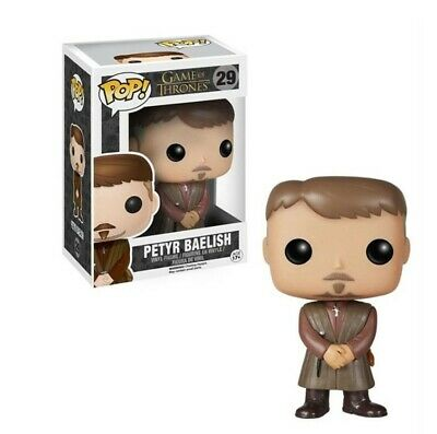 FUNKO POP 2019 New Action Model Game of Thrones PETYR BAELISH Vinyl Figure Doll