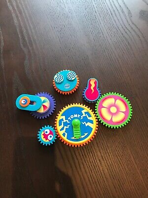 Tomy TOOMIES GEARATION MAGNETS Baby Developmental Toy