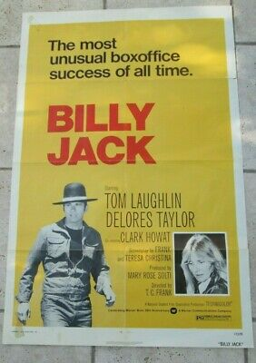 BORN LOSERS Movie Poster Exploitation Billy Jack Grindhouse