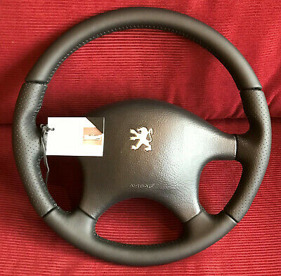 Complete Restored Steering Wheel  For A Peugeot 406 Coupe D8 Phase 1