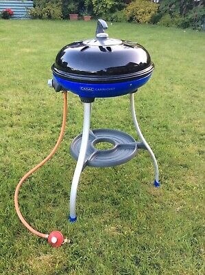 Cadac Carri Chef Deluxe.Cadac Carri Chef With Extras Used But In Lovely Condition Skotle Rain Cover