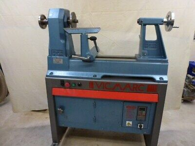 Vicmarc VL300ESVX V Variable Speed Woodturning Lathe very good condition