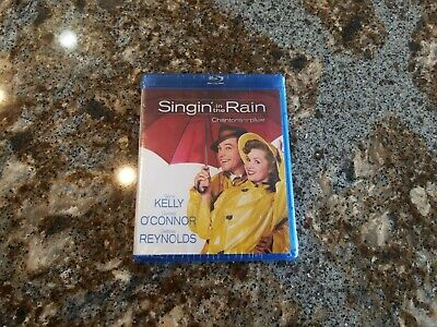 Singin' In The Rain -- New -- Sealed -- Blu Ray Disc