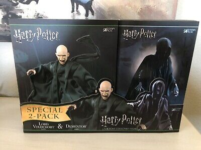 Harry Potter -1/8 Scale 2 Pack Voldemort & Dementor Figure Star Ace