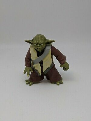 2003 Star Wars Yoda Clone Wars * Action Figures * Hasbro