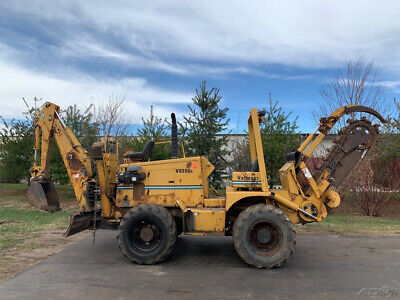 2005 Vermeer 8550A Trencher  Ready to Work!