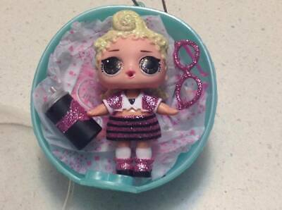 Lol Surprise, 2018 Holiday Bling Series, Pink Baby , New, Auth.