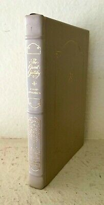 Franklin Library. The Great Gatsby by F. Scott Fitzgerald. 100 Greatest Books