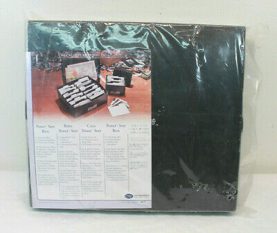 NEW Creative Memories Large Power Sort Box RETIRED Holds 2400 Photos New Sealed