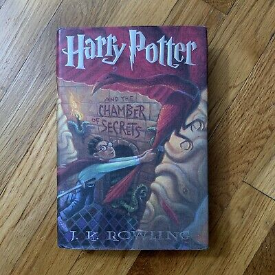 Harry Potter and the Chamber of Secrets -MISPRINT / FIRST EDITION