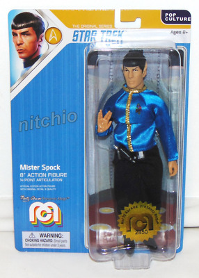 "Mego STAR TREK MR SPOCK 8"" Action Figure 2018"