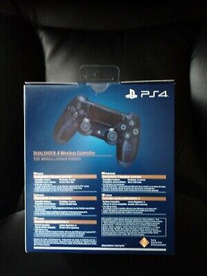 Controller Ps4 Dualshock  - 500 Million Limited Edition Sony Italia