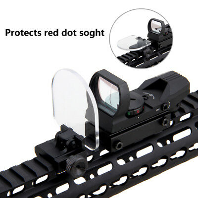 Tactical Holographic Hunting Red/Green Dot Sight Scope Gun Airsoft Pistol Mount