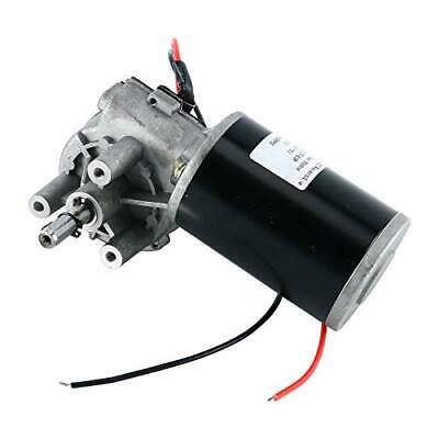 Reversible Worm Gear Motor 110V Electric High Torque Speed Reducing DC 110V US