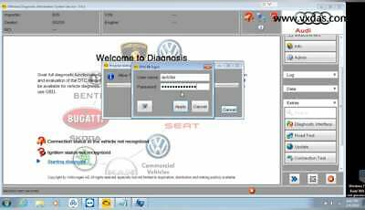 Audi Volkswagen Component Protection Programming Service