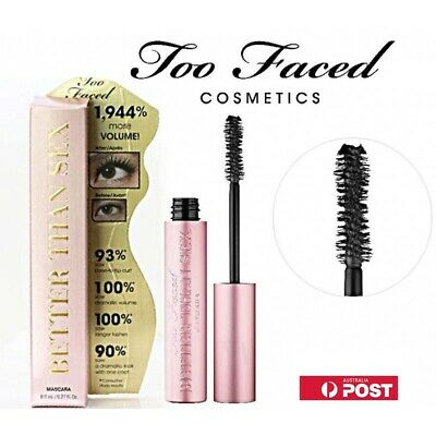 Better Than Sex Volumizing Mascara Full Size 8mL Black