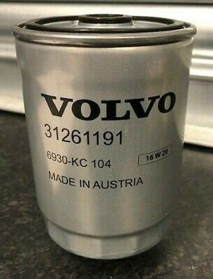 Volvo Genuine Fuel Filter