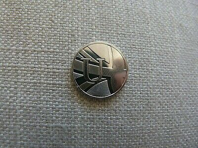 """a-z 10p Coin. Letter """"U"""". 2018. Uncirculated. Direct from Royal Mint."""