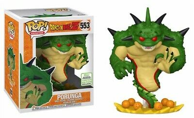 Funko POP!! DRAGON BALL Z Porunga #553 PVC Action Figure Collectible