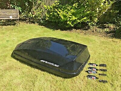 Vehicle Roof Cargo Storage Bag  160x110x46cm LARGE HUGE 792 Litres