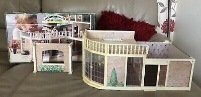 Lundby Barton Carolines Home Claremont Chalet Extension Good Overall Condition